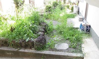 庭リフォーム