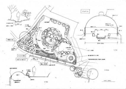 広場計画図